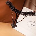 povoljno Gaćice-normalne ženske žice&gaćice od pramenova - osnovne crne bijele boje niskog struka, ružičaste ružičaste jednolične