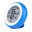 povoljno Mjerači temperature-LITBest CJ3305F Mini / Prijenosno LCD digitalni termometar higrometar 0°~50°/ 32°~122° Mjerenje temperature i vlage