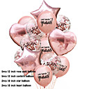billige Gaveesker-Ballongpakke Emulsion 1set Bryllup
