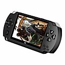 cheap Game Consoles-4.3 inch PSP128 bit 8GB arcade game console mp5 player