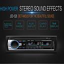 povoljno DVD playeri za auto-swm jsd-520 1 din 12v auto stereo radio in-dashbluetooth v2.0 radio fm prijemnik fm aux ulaz sd usb mp3 radio player lcd digitalni ekran diaplay vrijeme crno