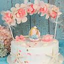 povoljno Figure za tortu-Figure za torte Tema bajka Stilski ABS smola Special Occasion / Kamado roštilj s Jedna boja 1 pcs Poklon kutija
