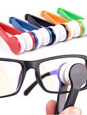お買い得  メンズTシャツ&タンクトップ-1枚 メガネレンズクリーナー 携帯用 / 多機能 のために 携帯用 / 多機能 マイクロファイバー / ABS - イエロー / グリーン / ブルー