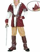 hesapli Gelin Şalları-Korsan Cosplay Kostümleri Parti Kostümleri Çocuklar için Cadılar Bayramı Çocukların Günü Festival / Tatil Cadılar Bayramı Kostümleri Kırk