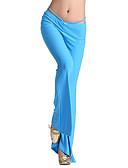 hesapli Göbek Dansı Giysileri-Göbek Dansı Alt Giyimler Kadın's Eğitim Pamuklu Doğal / Balo Salonu
