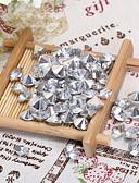billige Klistremerker og etiketter-Diamantbiter Akryl Bryllupsdekorasjoner Bryllup / Fest Klassisk Tema Alle årstider