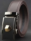 cheap Fashion Belts-Men's Work Leather Wide Belt
