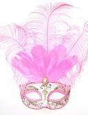 baratos Vestidos de Noite-Carnaval Máscara Mulheres Dia Das Bruxas Carnaval Festival / Celebração Trajes da Noite das Bruxas Estampado