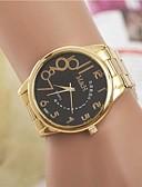 preiswerte Armband-Uhren-Damen Modeuhr Quartz Legierung Band Analog Gold - Weiß Schwarz Ein Jahr Batterielebensdauer / SSUO LR626