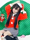 preiswerte Handyhüllen-Inspiriert von Cosplay Azusa Nakano Anime Cosplay Kostüme Cosplay Kostüme Top Rock Socken Hut Für Damen