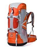 tanie Płaszcz i Trench-70 L Plecaki / Plecak - Wodoodporny, Rain-Proof, Zdatny do noszenia Na wolnym powietrzu Camping & Turystyka, Narciarstwo, Wspinaczka Nylon Orange, Czerwony, Niebieski