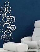 זול 2017ביקיני ובגדי ים-מדבקות קיר דקורטיביות - מדבקות קיר מראות מראות סלון חדר שינה מקלחת מטבח חדר אוכל משרד חדר בנים חדר בנות חנויות / קפה