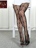 ieftine Șosete & Ciorapi-Pentru femei Ciorapi cu Chilot-Geometric Mediu