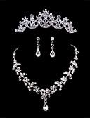 preiswerte Gürtel-Damen Anderen Schmuck-Set Ohrringe / Halsketten / Tiara - Regulär Für Hochzeit / Party / Besondere Anlässe