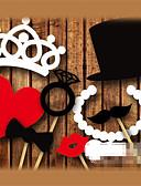 baratos Decorações para Casamento-Casamento / Festa Papel Pérola Decorações do casamento Tema Praia / Tema Jardim / Tema Las Vegas / Tema Asiático / Tema Flores / Tema
