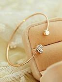 abordables Robes à Fleurs pour Filles-Femme Blanc Manchette Classique Bracelet Bijoux pour Soirée Anniversaire