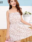 cheap Outlets-Women's A Line Dress - Floral, Flower