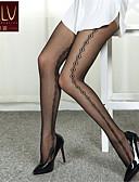 cheap Socks & Hosiery-Women's Thin Pantyhose-Jacquard