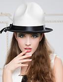 billige Skjerf til damer-Dame Kurvevarer Headpiece-Spesiell Leilighet / Avslappet Hatter 1 Deler Head circumference 57cm