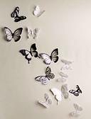 זול שמלות נשים-חיות 3D מדבקות קיר מדבקות קיר תלת מימד מדבקות קיר דקורטיביות, ויניל קישוט הבית מדבקות קיר קיר