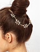 cheap Fashion Headpieces-Women's Vintage Cute Party Work Alloy Hair Stick - Solid Colored