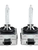 hesapli Moda Saatler-LORCOO 2pcs D18S / C Ampul 35W 800lm Halojen Güzdüz Çalışma Işığı For Uniwersalny Tüm Modeller Tüm Yıllar