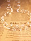 cheap Junior Bridesmaid Dresses-Crystal / Imitation Pearl Headbands with 1 Wedding / Special Occasion / Outdoor Headpiece