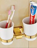 billige Sportsur-Tandbørsteholder Neoklassisk Messing 1 stk - Hotel bad