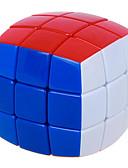 baratos Camisolas e Pijamas Femininos-Rubik's Cube 3*3*3 Cubo Macio de Velocidade Cubos mágicos Cubo Mágico Nível Profissional Velocidade Dom Clássico Para Meninas