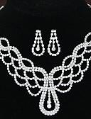 preiswerte Modische Uhren-Damen Anderen Schmuck-Set Ohrringe / Halsketten - Regulär Für Hochzeit / Party / Jahrestag