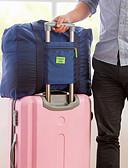 baratos Vestidos Femininos-Bolsa de Viagem Organizador de Mala Prova-de-Água Portátil Á Prova-de-Pó Dobrável Durável Organizadores para Viagem para Roupas Tecido