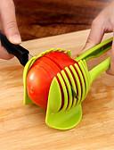 tanie Swetry damskie-Narzędzia kuchenne Plastikowy Narzędzie kuchenne / Zabawne / majsterkowanie Wykrawacz i krajalka / Narzędzia Sałatka dla owoców / warzyw / Dla Egg 1 szt.