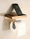 halpa Huivit-Wc-paperiteline Nykyaikainen Messinki 1 kpl - Hotelli kylpy