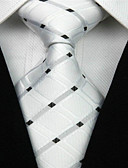 cheap Men's Ties & Bow Ties-Men's Luxury / Grid / Classic Necktie - Creative Stylish