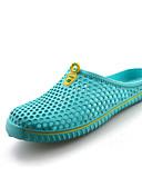 זול 2017ביקיני ובגדי ים-בגדי ריקוד נשים נעליים סיליקון אביב / קיץ נוחות סוגי כפכפים נעלי מים / הליכה שטוח כחול כהה / אדום / כחול
