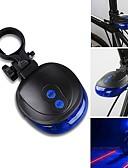preiswerte Herren Unterwäsche & Socken-Fahrradrücklicht / Sicherheitsleuchten / Rückleuchten Laser / LED - Radsport Wasserfest, LED-Lampe, Laser AAA 1000 lm Batterie Radsport