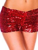 billige Nederdele og bukser til damer-Dame Vintage Jeans Bukser Ensfarvet