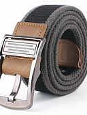 baratos Cintos de Moda-Homens Festa / Trabalho Liga, Cinto para a Cintura