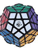 baratos Moda Íntima Exótica para Homens-Rubik's Cube DaYan MegaMinx 3*3*3 Cubo Macio de Velocidade Cubos mágicos Cubo Mágico Nível Profissional Velocidade Dom Clássico Para