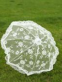 """billige Vifter og parasoller-Post Håndtak Blonde Bryllup Paraply Paraplyer 19.7"""" (ca. 50cm)"""