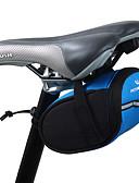 baratos Chapéus de Moda-ROSWHEEL Bolsa para Bagageiro de Bicicleta Prova-de-Água, Vestível, Multifuncional Bolsa de Bicicleta Tecido / Poliéster Bolsa de Bicicleta Bolsa de Ciclismo Ciclismo / Moto