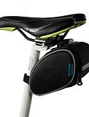halpa Naisten mekot-ROSWHEEL 1.6 L Pyörän satulalaukku Käytettävä, Monitoiminen, Iskunkestävä Pyörälaukku Tekstiili / Teryleeni Pyörälaukku Pyöräilylaukku Pyöräily / Pyörä
