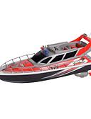 זול מחזיקים ומרכבים-LY HT-2875F 1:10 RC סירה חשמלי ללא מברשת 2ch