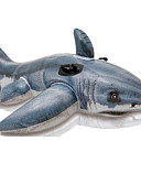 baratos Relógios da Moda-Peixes Tubarão Boias de piscina infláveis Pula-Pula Infláveis Animais PVC Crianças