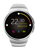 cheap Smartwatches-Smartwatch YYKW18 for Android iOS Bluetooth Sports Touch Screen Calories Burned Long Standby Hands-Free Calls Call Reminder Activity Tracker Sleep Tracker Sedentary Reminder / Find My Device / IPhone