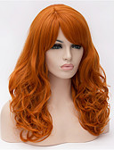 cheap Historical & Vintage Costumes-europe and the united states 22 inch long curly wig orange big hair