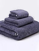 cheap Socks & Hosiery-Superior Quality Bath Towel Set, Embroidery 100% Cotton Bathroom