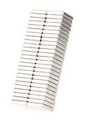 رخيصةأون تيشيرتات وتانك توب رجالي-50 pcs 10*10*2mm ألعاب المغناطيس أحجار البناء لغز مكعب مغناطيس النيوديميوم مغناطيس للبالغين صبيان فتيات ألعاب هدية