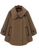 preiswerte Kleider-Damen - Natur Mäntel Trench Coat Formaler Stil