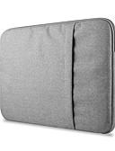 baratos Biquínis e Roupas de Banho Femininas-Mangas Capa Protetora Sólido Têxtil para MacBook Pro 15 Polegadas / MacBook Air 13 Polegadas / MacBook Pro 13 Polegadas